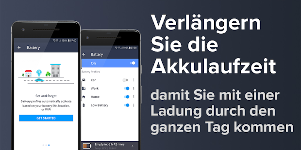 AVG Cleaner – Handy Reiniger Kostenlos Screenshot