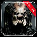 Predator 3D Live Wallpaper icon