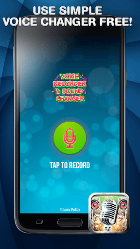 Voice Recorder & Sound Changer with Audio Effects by Fun Factory