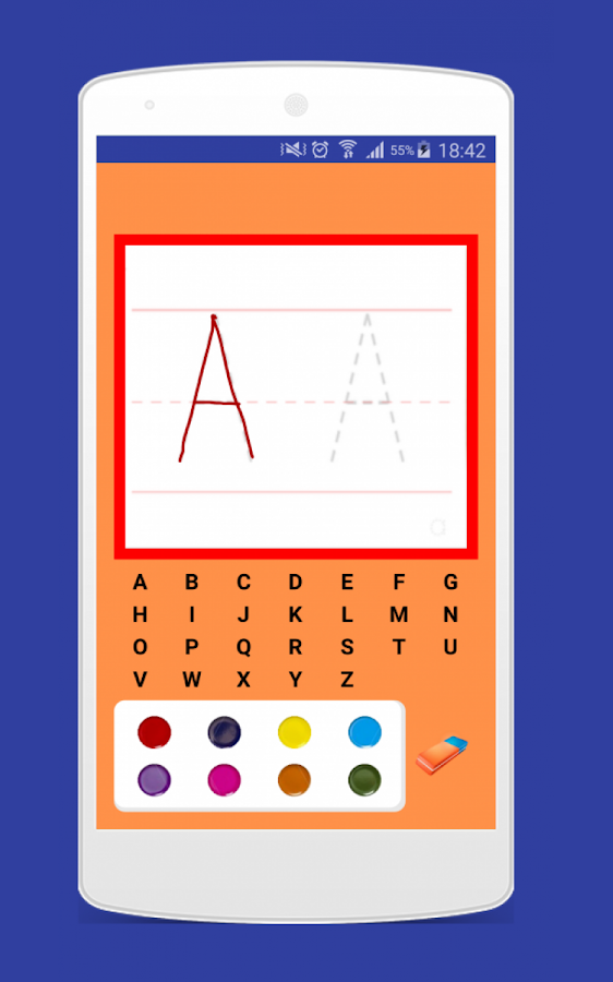 Learn Alphabets and Numbers- screenshot