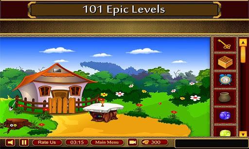 101 Levels Room Escape Games 14.6 screenshots 7
