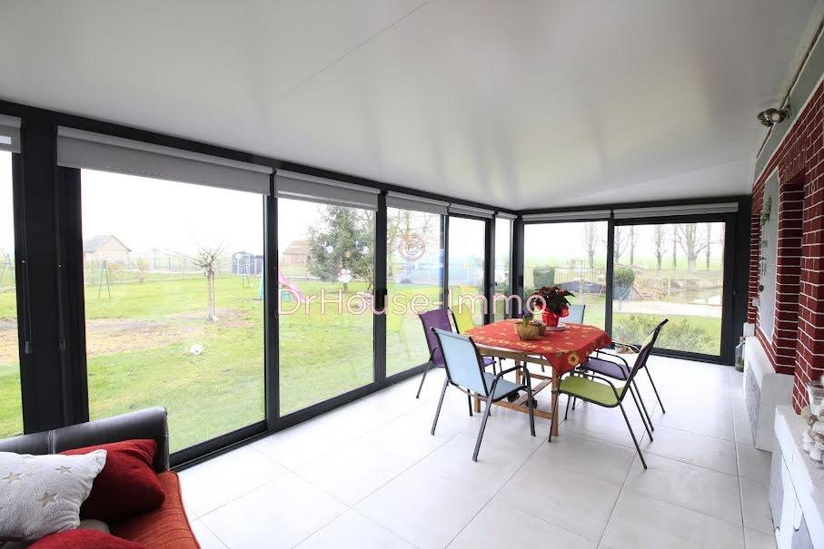 Vente maison 14 pièces 290 m² à Sainte-Colombe-la-Commanderie (27110), 429 990 €