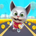 Cat Run Simulator 3D : Design Home icon