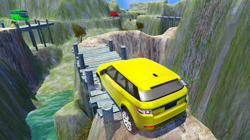 Real Offroad Prado Hill Drive 2019 Game  captures d'u00e9cran 2
