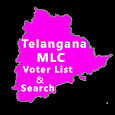 Telangana MLC VOTER LIST AND SEARCH MORE