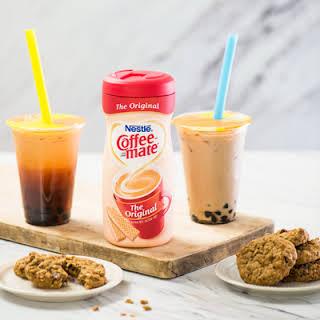 Coffee Creamer In Tea Recipes.
