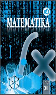 Buku Matematika Kelas 12 Kurikulum 2013 - náhled