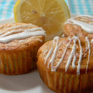 Lemon and Wild Berry Poppy Seed Muffins
