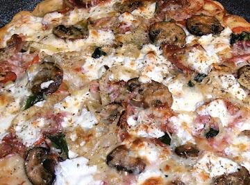 Donna B's Italian Pizza Recipe