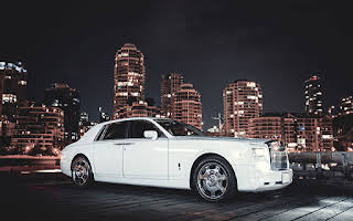 Rolls-Royce Phantom Rent British Columbia