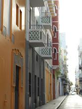 Photo: Old San Juan felt a lot like NOLA