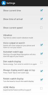 Navigation Pro: Google Maps Navi on Samsung Watch APK 8