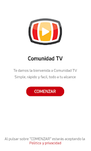 Comunidad TV - náhled