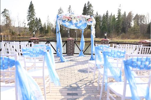 Зал для свадьбы в Грасс Парк за городом в Подмосковье 2