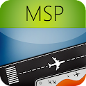 Minneapolis Airport MSP Radar icon