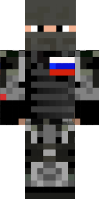 hes a speical russian force