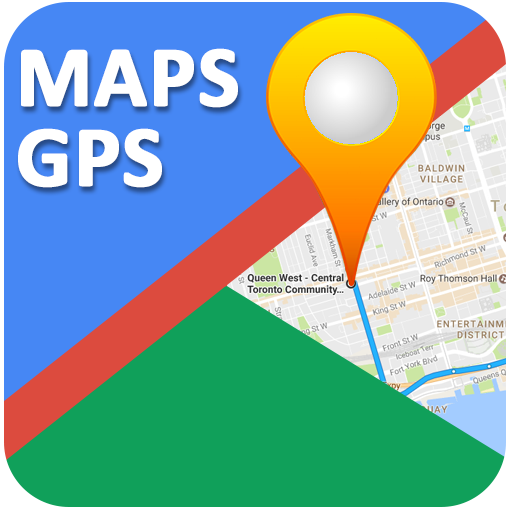 Earth Map Live GPS Navigation & Route Guide