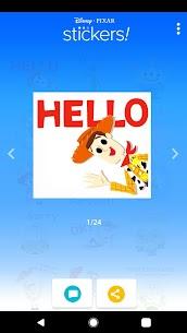 Pixar Stickers: Toy Story 4