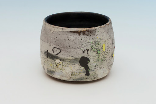 Sam Hall Ceramic Tea Bowl 016
