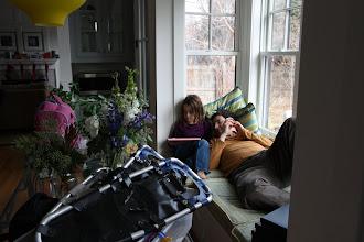 Photo: Olivia and Aron