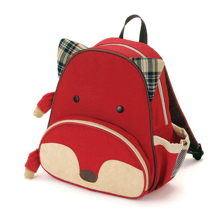 Skip Hop Little Kid Backpacks - Fox by GREEN WHEEL INTERNATIONAL SDN BHD