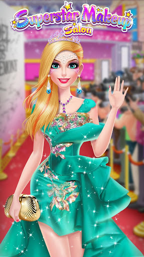 u2b50ud83dudc67Superstar Makeup Salon - Girl Dress Up 2.5.5009 screenshots 24