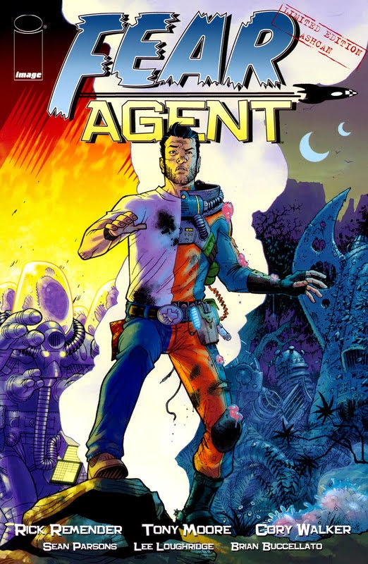 Fear Agent (2005) - complete