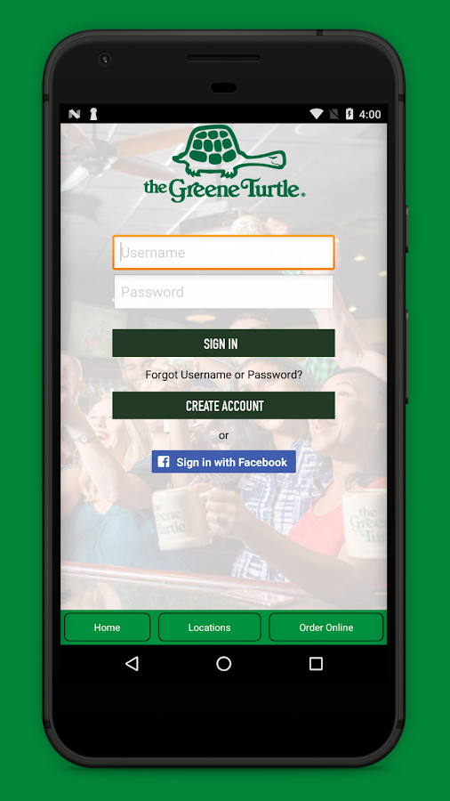 Greene Turtle Rewards- screenshot