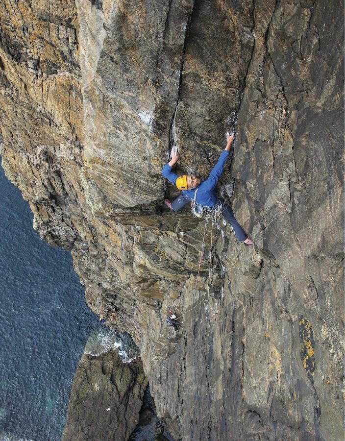 Climbing- screenshot