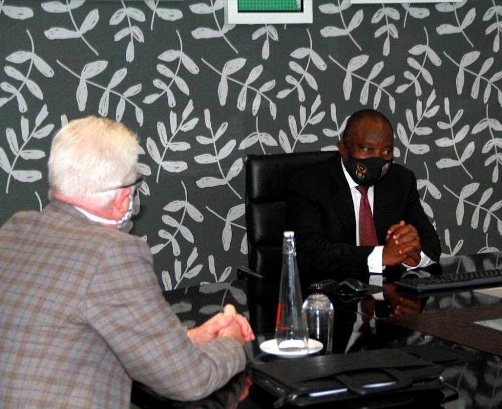 'A matter of life and death': staff shortages no excuse, Ramaphosa tells Western Cape