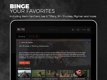 Myoutdoortv hunting fishing shooting videos android for Utah hunting and fishing mobile app