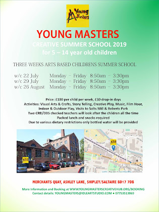 Young Masters Summer School 2019