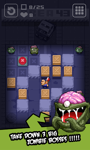 Zombie Maze