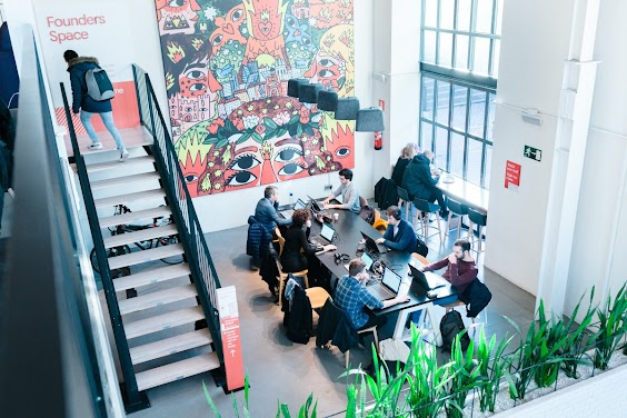 Campus Madrid Impact Report 2020 Impact Data Google for Startups