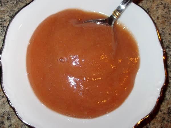 Rhubarb Ketchup (catsup)