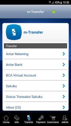 BCA mobile 1.5.4 screenshots 4