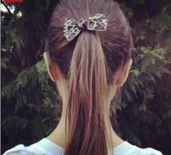 Hair Bow Idea dívku - náhled