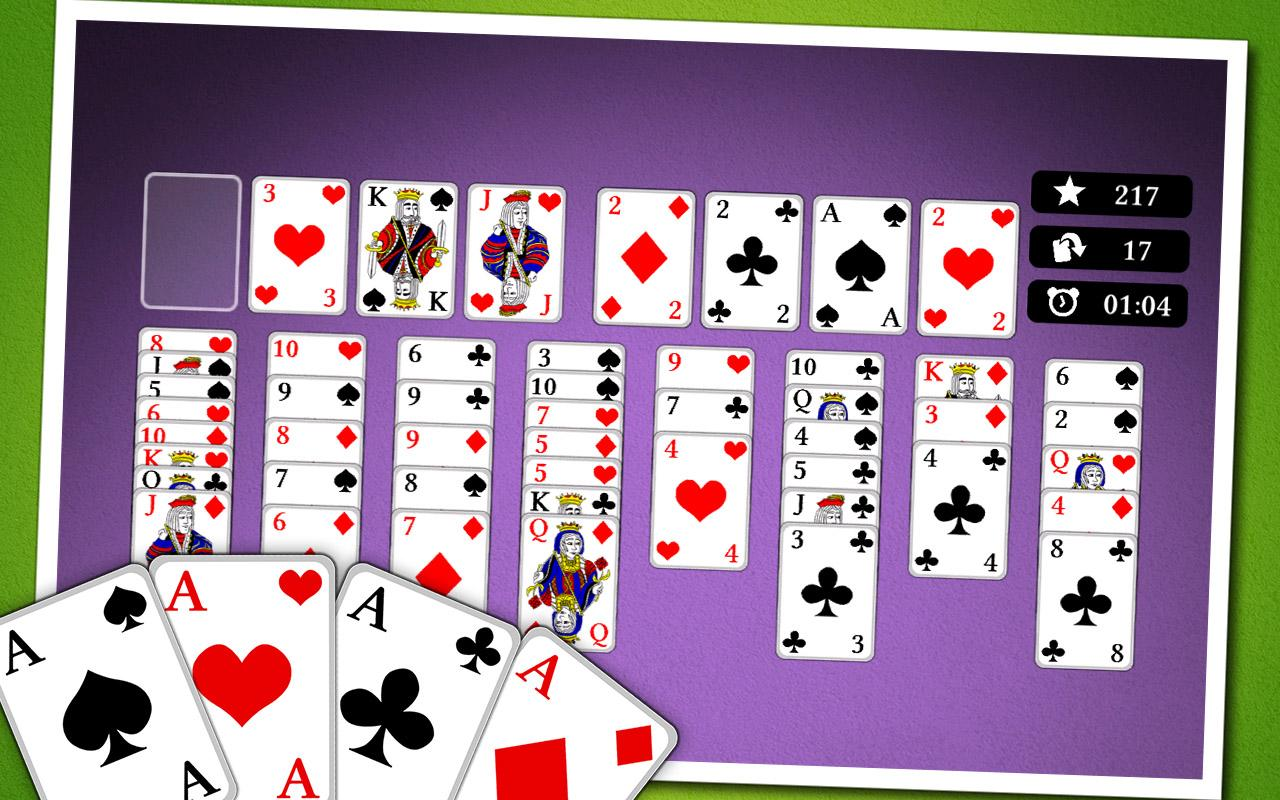 Freecell 2- screenshot
