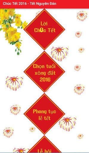 Chuc Tet 2016 - Tet Nguyen Dan