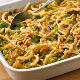 Broccoli-Cheese Casserole.