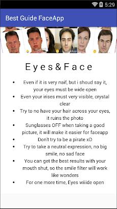 Best Guide for FaceAppのおすすめ画像4