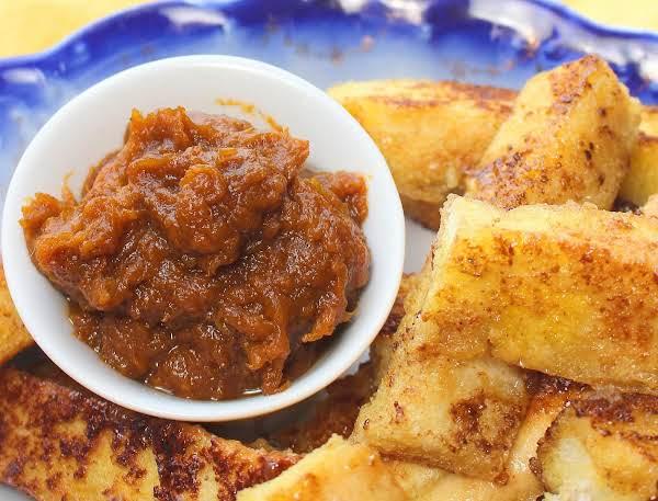 Maple-pumpkin Butter Recipe