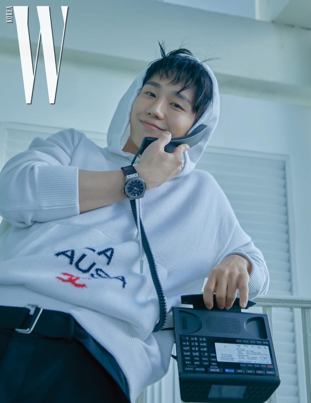 jung hae in kim go eun part time job 1