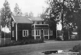 Photo: Björkbacka 1950