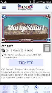 C2C Festival- screenshot thumbnail
