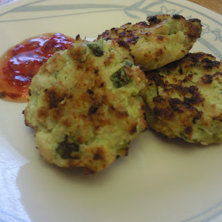 Thai Chicken Patties