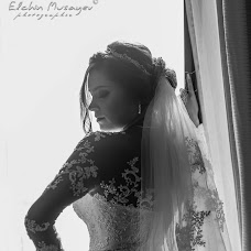 Wedding photographer Elcin Musayev (ElcinMusayev). Photo of 11.01.2017