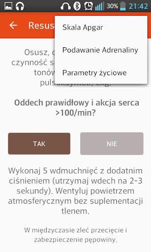 Ratownictwo medyczne algorytmy  screenshots 5