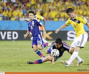 La Colombie dévoile sa liste pour les prochains matchs amicaux : un ancien Brugeois y figure