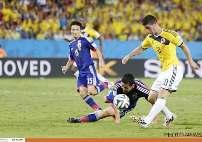 Excellente nouvelle pour la Colombie avant d'affronter l'Angleterre